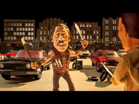 Machete Claymation