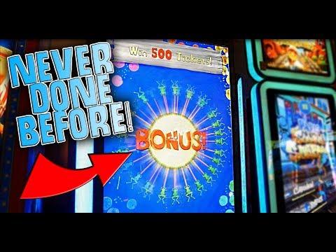 I Won This Nearly Impossible Arcade Game Jackpot! At Nickel Mania ArcadeJackpotPro
