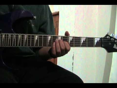 Tutorial En Guitarra/ Eres Rey De Los Cielos/ Marco Barrientos/ Transformados.
