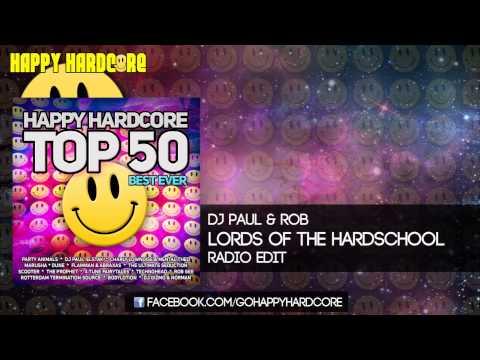 39 DJ Paul & DJ Rob Feat Mc Hughie Babe - Lords Of The Hardschool (Original Mix) (видео)