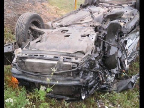 В ДТП на М-10 пострадали 8 человек