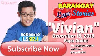 Video Barangay Love Stories December 15, 2013 Vivian MP3, 3GP, MP4, WEBM, AVI, FLV Agustus 2018