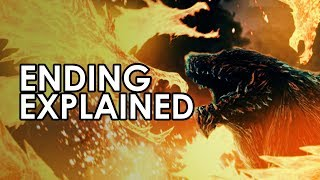 Godzilla: The Planet Eater: Ending Explained | The New King Of Monsters?