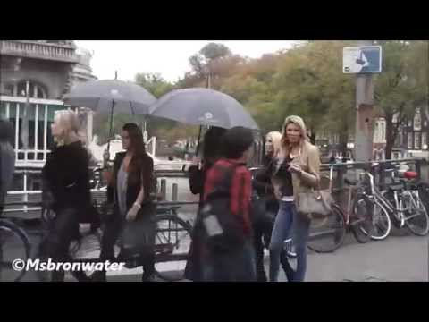The Real Housewives Of Beverly Hills op bezoek in Amsterdam