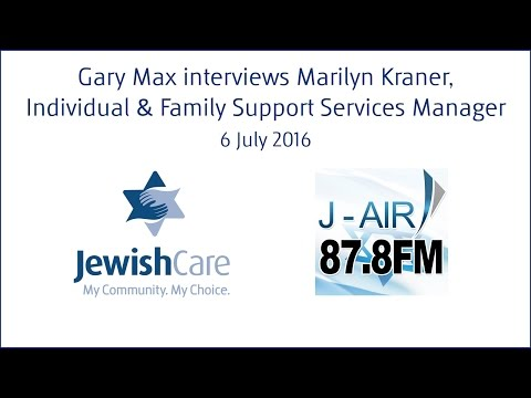 J-Air Radio Interview about Community Services