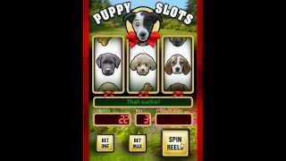 Puppy Slots YouTube video