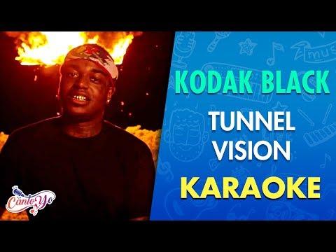 Kodak Black - Tunnel Vision [Official Music Video] with Lyrics | CantoYo