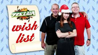 iPad 3, Gaming Keyboards, Home Theater Displays&More! Our Christmas Wishlist  - Tekzilla