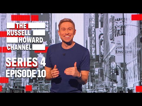 The Russell Howard Hour - Series 4, Episode 10   Full Episode