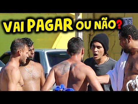 VIM TE COBRAR O ALUGUEL ATRASADO !!! ( PEGADINHA ) ( Mix )