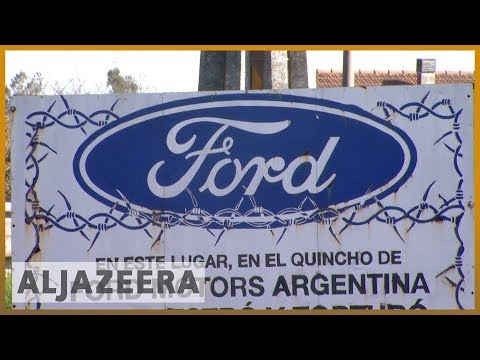 🇦🇷Former Ford executives convicted in torture case in Argentina | Al Jazeera English