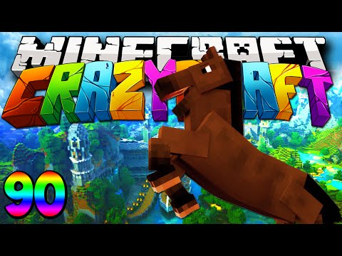 craft - Minecraft Crazy Craft Modded Survival Lets Play Season 2! Subscribe to never miss an Episode: http://bit.ly/CraftBattleDuty Lets Crush 3000 likes for daily CrazyCraft! Crazy Craft is one...
