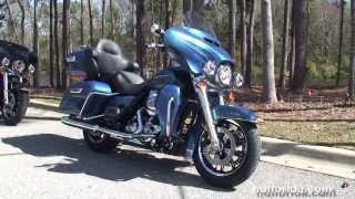 8. New 2014 Harley Davidson Ultra Limited Motorcycles for sale - St. Augustine, FL