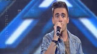 X Factor Albania 2 - 18 Nentor 2012 - Bekim Elezi