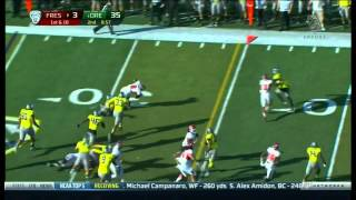 Derek Carr vs Oregon (2012)