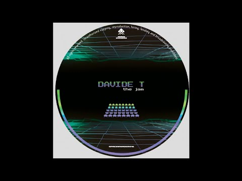 Davide T - The Jam (SPACEINVADERS16)