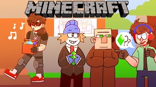 Sky Does Minecraft: I STOLE HIS BUDDER! | Episode 3