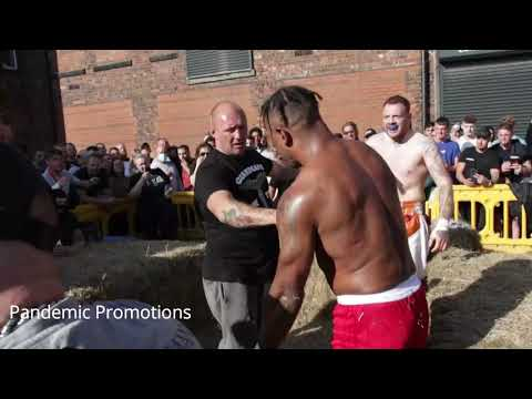 Pandemic Promotions BKB Fight 11