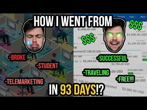 Drop Servicing – How I Became Successful In 93 Days