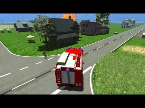 LS 11 Feuerwehr Einsatz v4