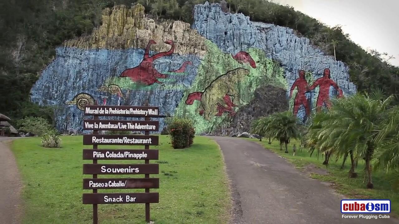 Mural de La Prehistoria, Viñales - 042v01