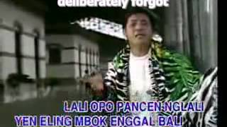 Didi Kempot-Stasiun Balapan [Balapan Station] Video