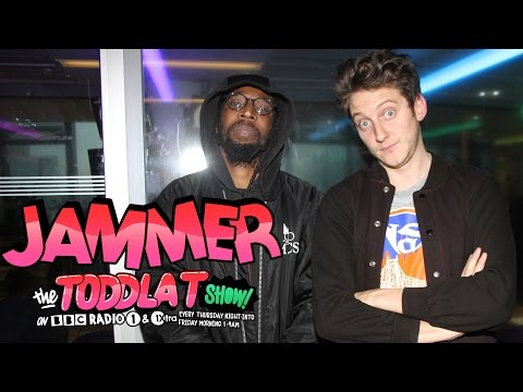 JAMMER FREESTYLE ON THE TODDLA T SHOW @1Xtra @TODDLAT @jammerbbk