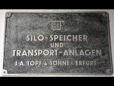 Topf und Söhne - Erfurt [Krematoriumsöfen und Anlagen,  ...