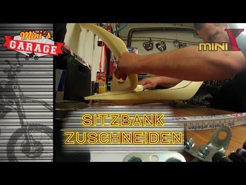 Mini's Garage | Episode 7 - How to: Sitzbank zuschneiden