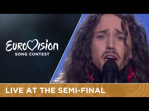Michał Szpak - Color Of Your Life (Poland) Live at Semi-Final 2 Eurovision Song Contest (видео)