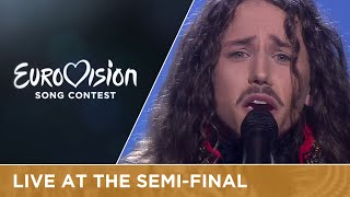 Video Michał Szpak - Color Of Your Life (Poland) Live at Semi-Final 2 Eurovision Song Contest MP3, 3GP, MP4, WEBM, AVI, FLV September 2018