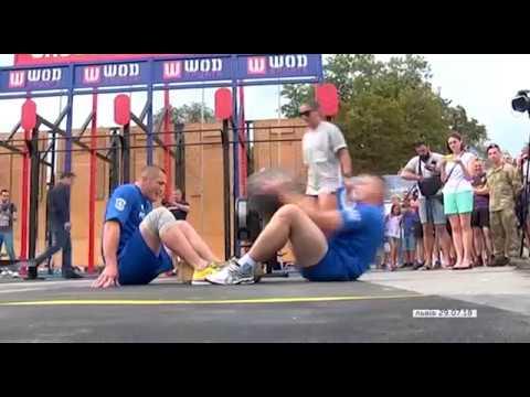 Житомирські десантники перемогли у Всеукраїнському чемпіонаті з кросс-фіту