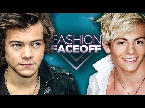 faceoff - Harry Styles vs Ross Lynchr ▻▻ http://youtu.be/2efodFZf2Ew For more ClevverTV shows ▻▻ http://ow.ly/ktrcX Get excited -- Fashion Faceoff is back, but this se...