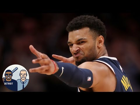 Video: Nuggets to shock the Western Conference- Jalen Rose   Jalen & Jacoby