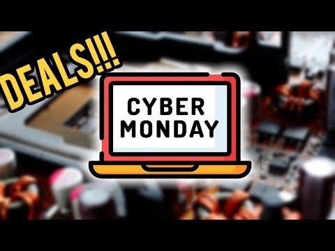 BEST CYBER MONDAY TECH DEALS 2019 | PC Gamer Edition