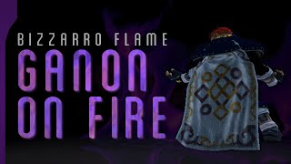 Ganon on Fire – Sequel to Ganon on Ice by Bizzarro Flame