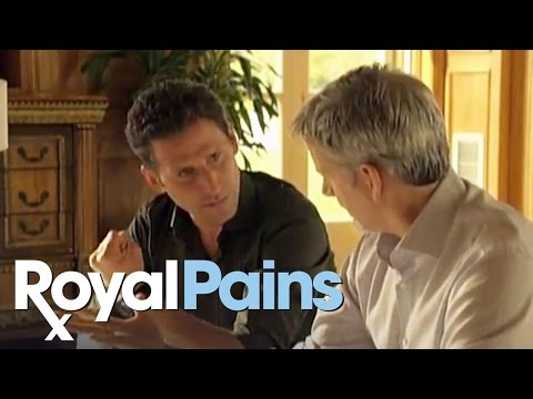 Royal Pains 3.15 (Clip 2)