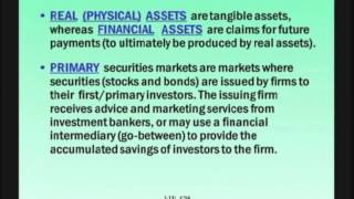 Financial Management: Lecture 1, Chapter 1 - Introduction To Corporate Finance