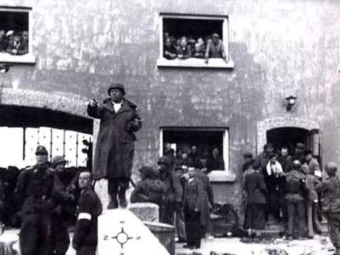 dachau - A Documentary showing the liberation of the Dachau Concentration Camp in Germany.