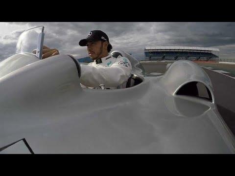 Χάμιλτον και Μπότας στο τιμόνι θρυλικών «Mercedes