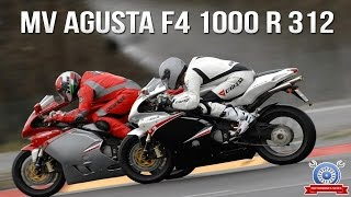 8. WOW! Look MV Agusta f4 1000 R 312 Top Speed