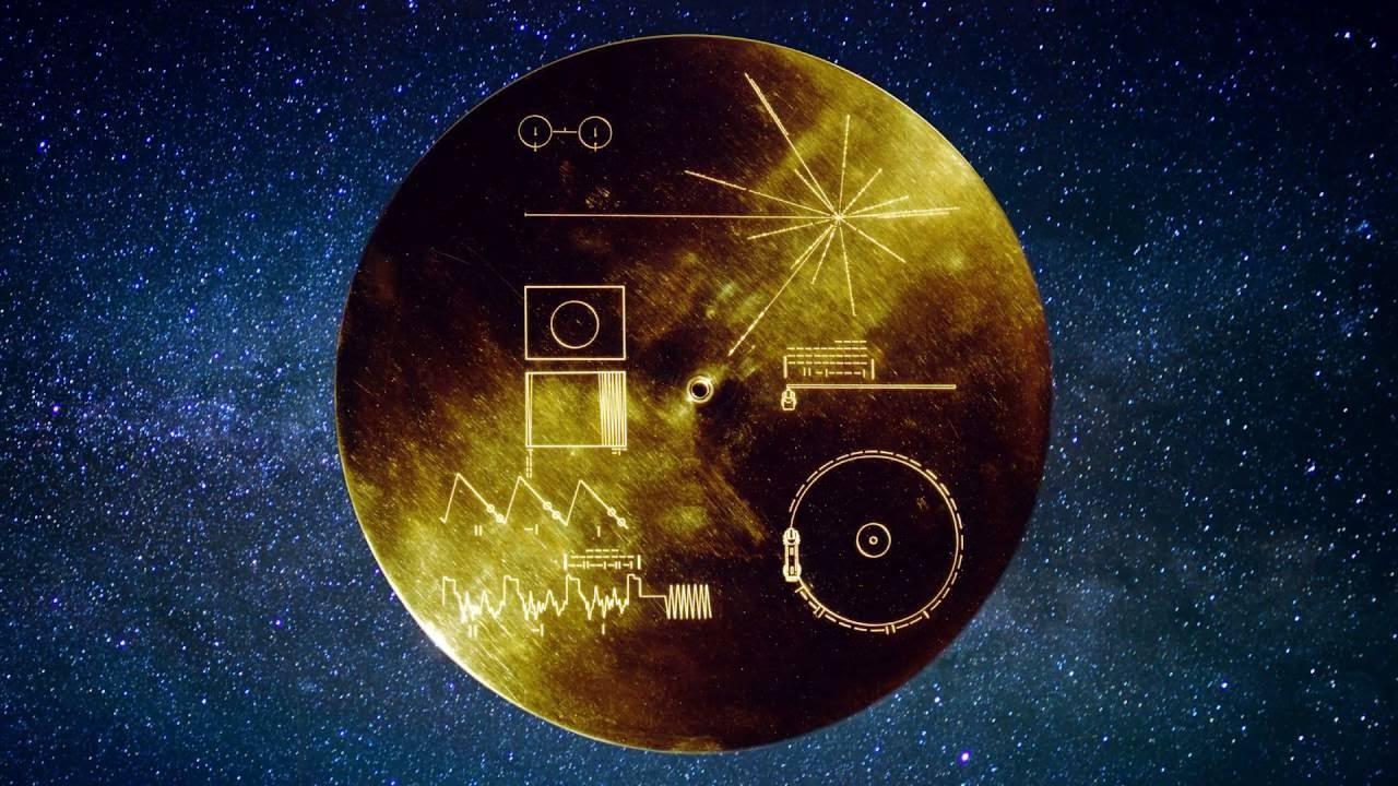 Хотите купить реплику «Золотой пластинки» «Вояджера»?