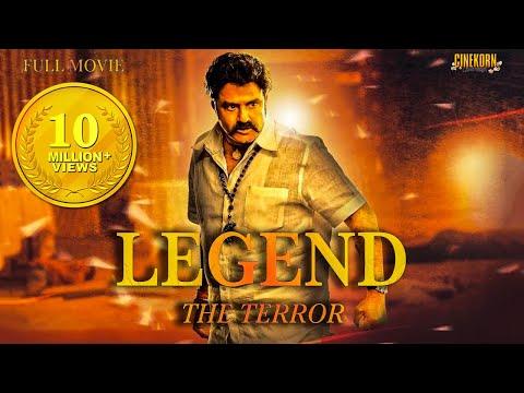 Legend The Terror Hindi Dubbed 2020 New Movie   Simha Hindi Dubbed Action Movie