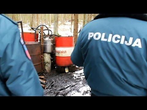Λιθουανία: Στρατιωτικά drone κατά λαθραίων αποστακτηρίων