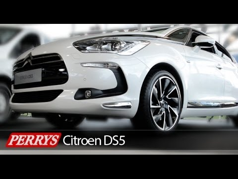 Citroen DS5 HDi diesel hybrid 4 review (2014)