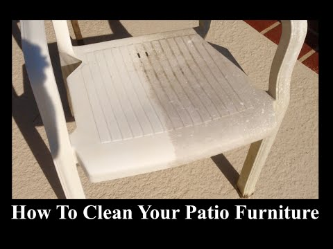 Outdoor, Patio Furniture Cleaning By The Best Residential House Cleaning  And Maid Service In Glenview, IL.