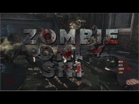 Zombie Kino der Toten only Sniper ! | ON KILLFEEEED !
