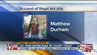 Edmond Teen Accused Of Child Abuse In Kenya