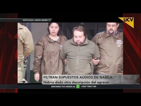 video Filtran supuestos audios de Nabila Rifo exculpando a su pareja de brutal agresión