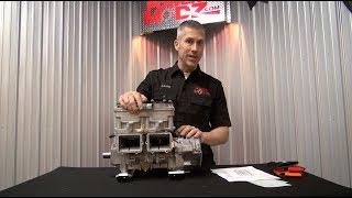 9. Polaris IQR 800 Indy Specialties long rod motor!  PowerModz!